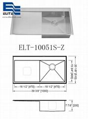popular topmount Stainless Steel Sink new zealand