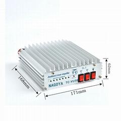 50W VHF &UHF Dual Band Portable Two Way