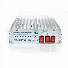 50W VHF&UHF 手持对讲机功率放大器 NA-UV50