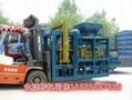 鵬程免燒磚機4-15全自動液壓制磚機 3