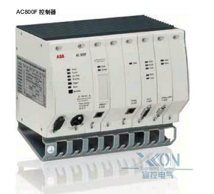 abb dcs系统ac800f控制器pm803f