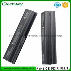 Greenway laptop battery DV4 for HP CQ40 CQ45 DV4 DV5 series