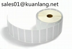 Thermal Paper Label Thermal Printer Label Direct Thermal Label Self-adhesive lab