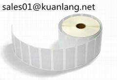 Thermal Paper Label Thermal Printer Label Direct Thermal Label Self-adhesive lab