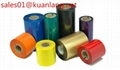 Color Wax Ribbon Thermal Transfer Ribbon