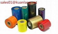Color Wax Ribbon Thermal