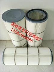 喷涂3266除尘滤芯粉末回收滤筒