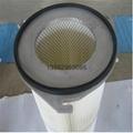 除塵濾芯三耳鋁蓋快拆粉塵濾筒 5