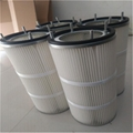 螺絲杆除塵過濾器濾筒 2
