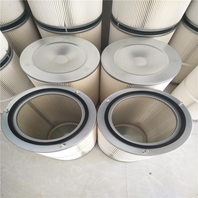螺絲杆除塵過濾器濾筒 4