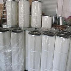焊接烟尘净化器用除尘滤芯 滤筒