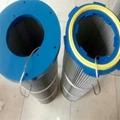 烤漆房打磨櫃卡盤粉末回收過濾器除塵濾芯 2