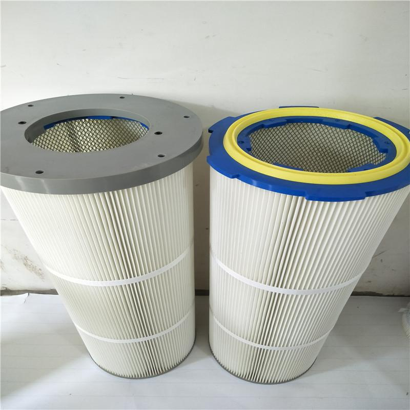 烤漆房打磨櫃卡盤粉末回收過濾器除塵濾芯 3