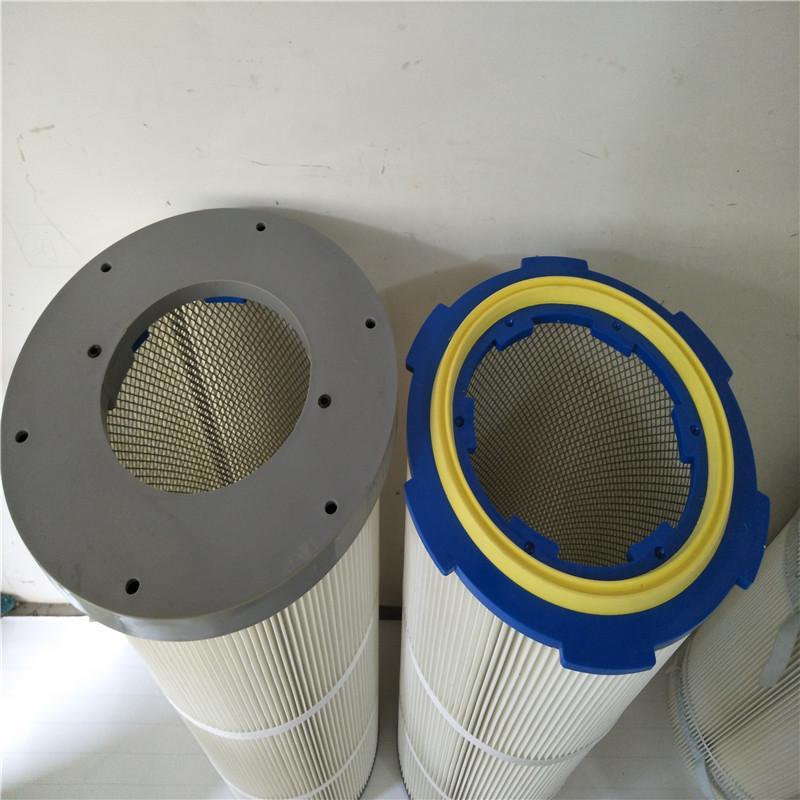 烤漆房打磨櫃卡盤粉末回收過濾器除塵濾芯 4