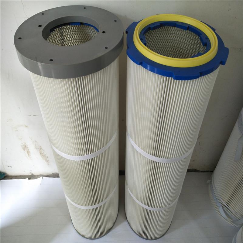 烤漆房打磨櫃卡盤粉末回收過濾器除塵濾芯 5
