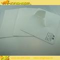 Nonwoven sheet shoe toe puff & back counter 1