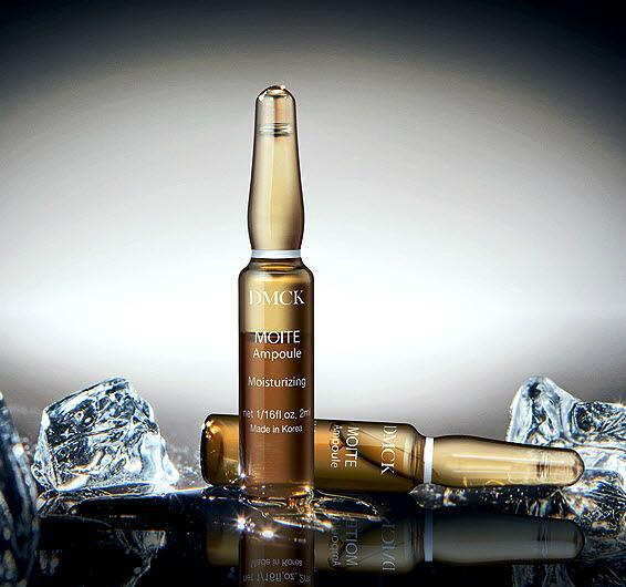DMCK Vial Ampoule - 3 types of ampoules - anti-aging hydrating