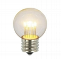 G50 Globe LED E26 Glass Bulb