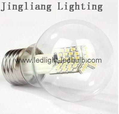 Prismatic LED candle 1