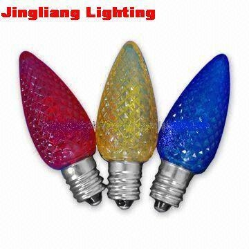 C7 E12 LED Christmas bulbs  1