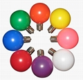 Holiday G50 LED Globe Bulbs
