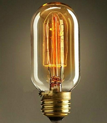 Antique T45 Imitate Carbon FilamentBulb