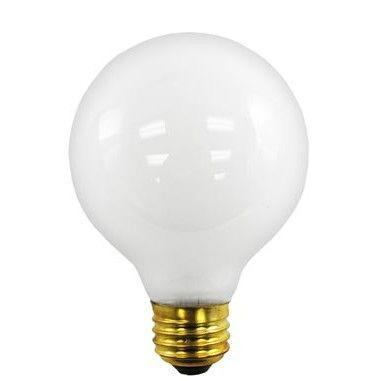 G25 LED dimmable globe bulbs 1