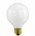G25 LED dimmable globe bulbs