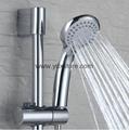Simple copper shower set 1