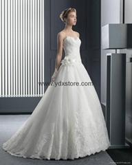 Grand Ball Gown Applique
