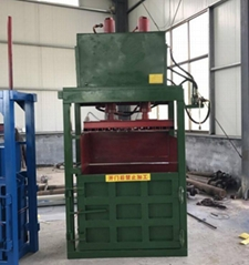 Fully automatic hydraulic press/wool