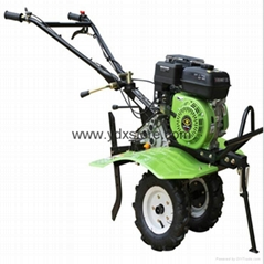 Hand support type diesel arable land machine, small diesel micro-tillage machine