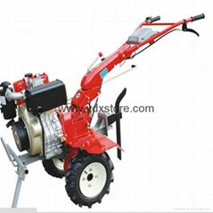 Small hand - assisted micro-tillage machine, small diesel arable land