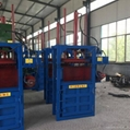 Semi-automatic hydraulic press, plastic bottle hydraulic press