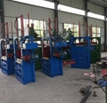 Woven bag hydraulic press machine
