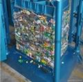 Woven bag hydraulic press machine