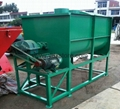Vertical pig feed mill, crushing and