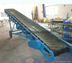 Lift conveyor, electric belt conveyor, multi-purpose belt conveyor