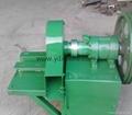 Diesel feed expander, granulator