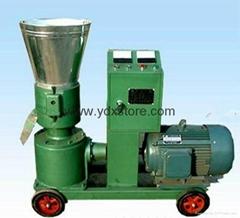 feed granulator for breeding feed processing machine