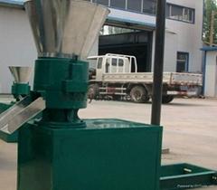 160 - axis drive feed granulator