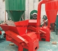 Silage feed kneading machine/engraver
