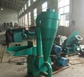 Straw pulverizer, silk-milling crusher, multi-functional/wet and dual-use crush