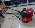 ulti-function micro-tillers and