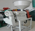 Domestic rice milling machine, grinding mill powder, feed mill, three combinatio 3