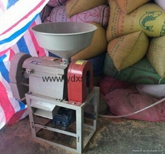 Domestic rice milling machine, grinding mill powder, feed mill, three combinatio