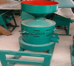 Grain rice milling machine, electric rice milling machine