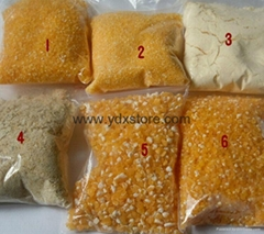 corn makes with porridge   machine