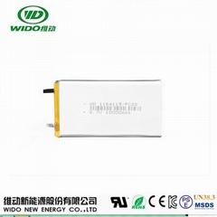 lipo batteries 3.7v 1000