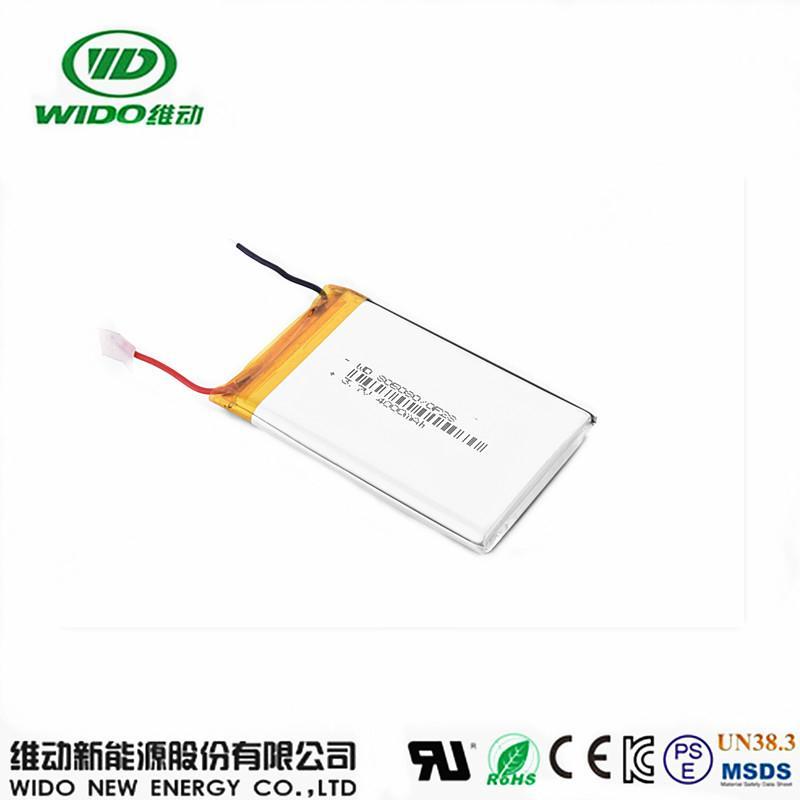 polymer lithium battery 805080 3 7v 4000mah lipo batteries